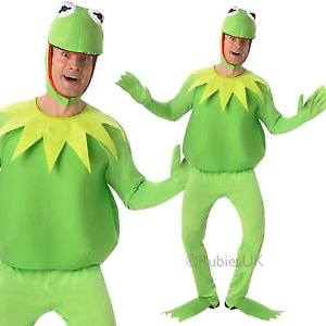Wanted adult Kermit the frog costume
