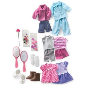 "NEW:Newberry 'Gossip Time' Mix & Match Doll outfit for 18"" dolls"