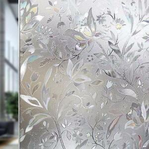 WINDOW FILMS -DECORATIVE STAINED PRIVACY FROM 5.99 ON SALE