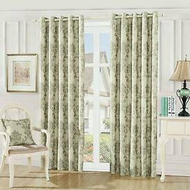 luxury eyelet curtains