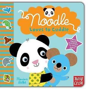 Noodle Loves to Cuddle ' Billet, Marion