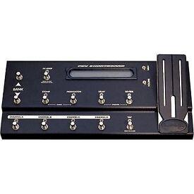 Line 6 spider 4 75 watt plus fbv shotboard