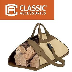 NEW CLASSIC ACCESSORIES LOG CARRIER 55-056-011501-00 183256522