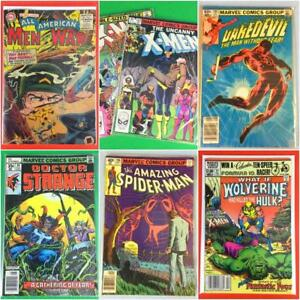 PRIVATE COMIC COLLECTION SALE! Spiderman, Hulk, Daredevil, Wolverine, Men of War, Captain America, The Avengers, X-men