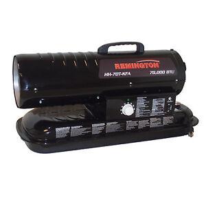 Radiateur au kérosène à air pulsé Remington HH-70T-KFA
