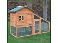 Wanted please. Rabbit Hutch.