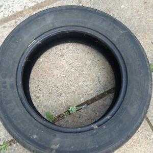 1 tire P-215/65/R17 FireStone