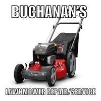 BUCHANAN'S LAWNMOWER REPAIR/SERVICE