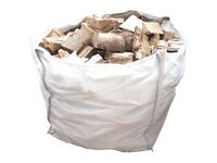 Firewood air dryed logs ideal for log burners or open fires