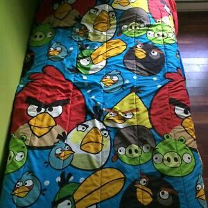 Ensemble d'angry birds
