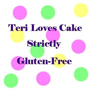 Gluten-Free Cakes, Cupcakes & Butter Tarts