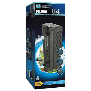 FLUVAL U4 Underwater Filter Up to 65 Gal-BRAND NEW