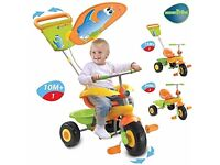 Smart trikes 3 in 1 tricyle