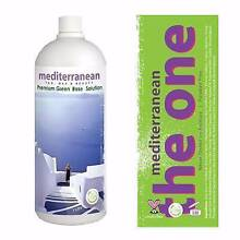 1 Hour Green Based Tan Liquid The One Mediterranean 1 Litre Rocklea Brisbane South West Preview