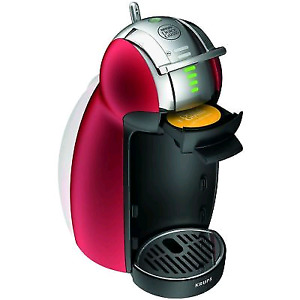Nescafe dolce gusto coffee machine with pods