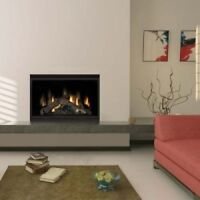 """Napoleon BGD42CFN, 42"""" gas fireplace - Inventory Clearance Sale"""