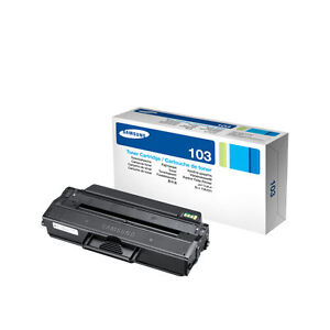 MLT-D103S Black Toner (1,500 pages) Genuine