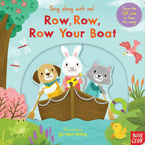 Sing Along With Me! Row, Row, Row Your Boat ' Huang, Yu-hsuan
