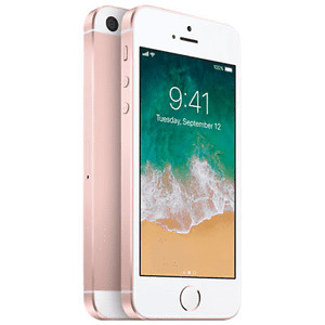 iPhone SE 16G rose gold on sale!
