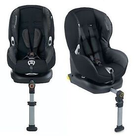 REDUCED! MAXI COSI PRIORI with ISOFIX BASE - SUPERIOR SAFETY - suitable from 9 months to 4 years