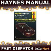 Subaru Haynes Manual