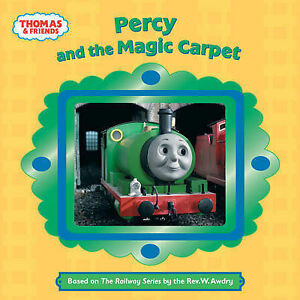 """""""VERY GOOD"""" Percy and the Magic Carpet (Thomas & Friends), , Book"""