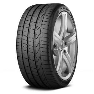 295/35R21 Pirelli P ZERO tire set - Porsche Cayenne Audi Q7 AMG ML63
