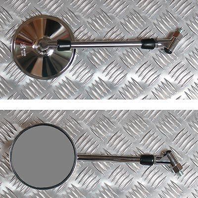 Replacement Mirror for Suzuki GSF1200 GSF600 GSF400 Bandit