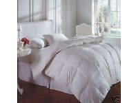 15 Tog DOUBLE Goose Feather & Down Duvet Quilt