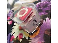 Pink Apple iPod Shuffle (4th Generation) new
