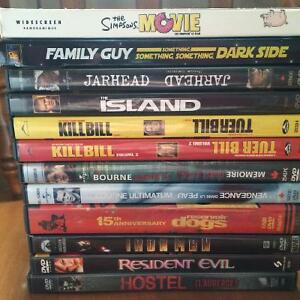 Various movies. $5 each.