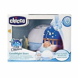 Chicco Baby Lamp with Projector and relax music