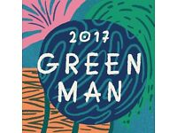 X3 Infant Tickets for Greenman 2017
