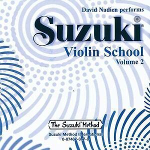 suzuki violin book volume 2 pdf