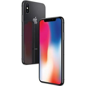 iPhone X - 64 GB / 256 GB - SPACE GREY - WITH APPLE WARRANTY- ONLY MISSISSAUGA DEAL
