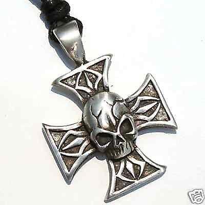 Iron Cross Necklace Ebay