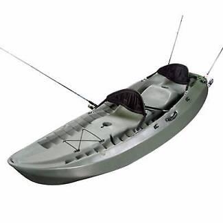Lifetime Fishing Double Kayak 2 Person