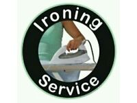 Prestwick Ironing Service, Free Pick up & Delivery. From 40p per Item