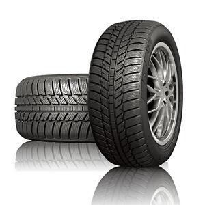 205/55R16 Evergreen EW62 Winter snow tires, FREE installations!!