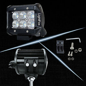"""4"""" LED Light Pods INSTALL AVAILABLE"""