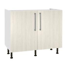 Kitchen door (Argos hygena) brand new with handle (white Oak)