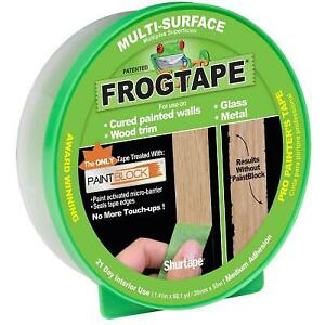 Rolls of Green Frog Tape, $5 for 5~ rolls