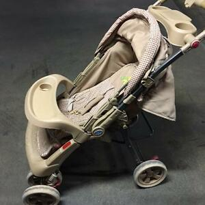 Stroller and car seat *Bravo* brand made in Italy