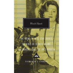 The Prime Of Miss Jean Brodie by Muriel Spark_hardcover