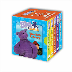 Big-Small-Pocket-Library-6-Board-Books-Collection-Set