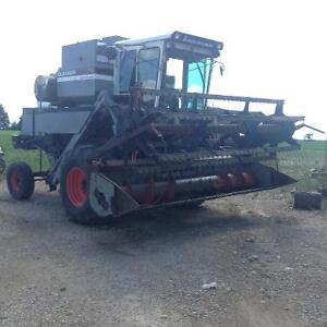 1981 Gleaner F2 Corn and Bean Special