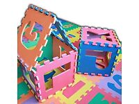Foam Alphabet Play-Mat