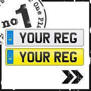 GB Car Number Plates