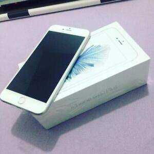 iPhone 6S Plus 64GB Silver Unlocked all networks including Wind