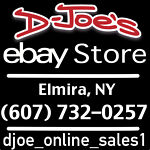 D-Joe's eBay Store